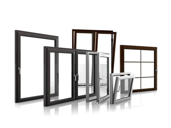 Différents modèles de fenêtres : battantes, coulissantes, oscillo-battantes...