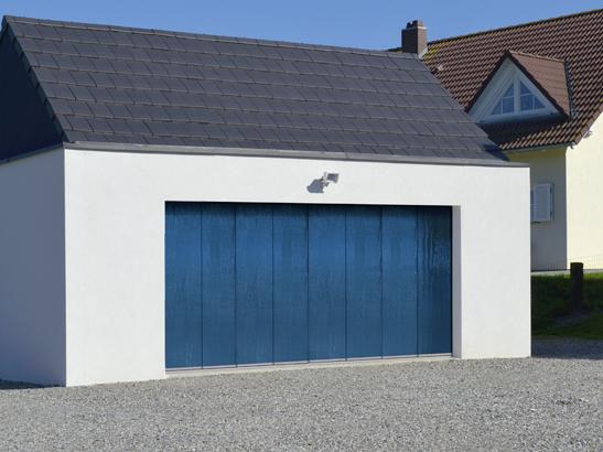 Porte De Garage Sectionnelle Latrale  Porte Sectionnelle